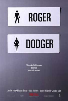Roger Dodger - 11 x 17 Movie Poster - Style B