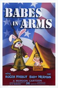 Roger Rabbit: Babes in Arms - 27 x 40 Movie Poster - Style A