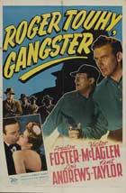 Roger Touhy, Gangster - 11 x 17 Movie Poster - Style A