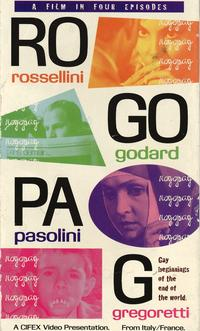 Ro.Go.Pa.G. - 11 x 17 Movie Poster - Style A