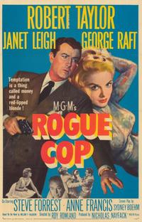 Rogue Cop - 11 x 17 Movie Poster - Style A