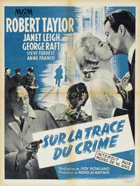 Rogue Cop - 11 x 17 Movie Poster - French Style A