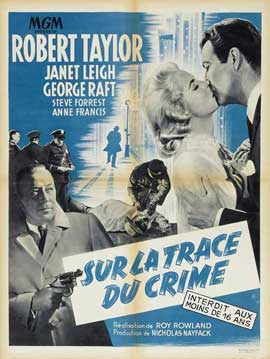 Rogue Cop - 27 x 40 Movie Poster - French Style A