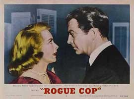 Rogue Cop - 11 x 14 Movie Poster - Style E
