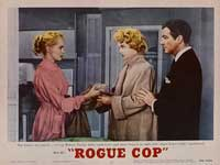 Rogue Cop - 11 x 14 Movie Poster - Style G