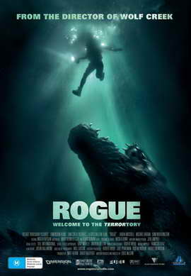 Rogue - 27 x 40 Movie Poster - Australian Style A
