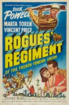 Rogues' Regiment - 27 x 40 Movie Poster - Style A