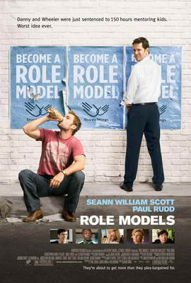 Role Models - 11 x 17 Movie Poster - Style A
