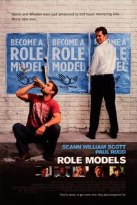 Role Models - 43 x 62 Movie Poster - Bus Shelter Style A