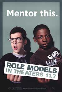 Role Models - 43 x 62 Movie Poster - Bus Shelter Style D