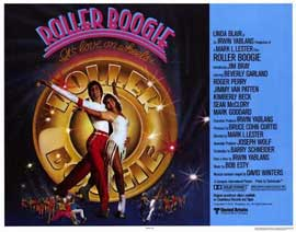 Roller Boogie - 22 x 28 Movie Poster - Half Sheet Style A