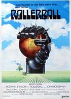 Rollerball - 27 x 40 Movie Poster - Danish Style A