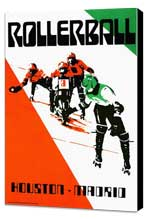 Rollerball - 11 x 17 Poster - Foreign - Style B - Museum Wrapped Canvas