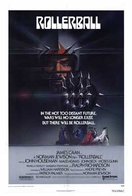 Rollerball - 27 x 40 Movie Poster - Style A