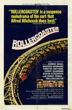 Rollercoaster - 11 x 17 Movie Poster - Style A