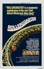 Rollercoaster - 27 x 40 Movie Poster - Style B