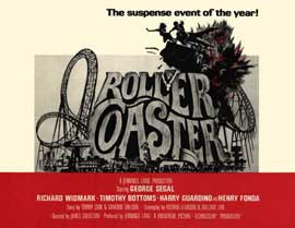 Rollercoaster - 11 x 14 Movie Poster - Style A