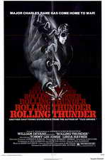Rolling Thunder - 11 x 17 Movie Poster - Style A