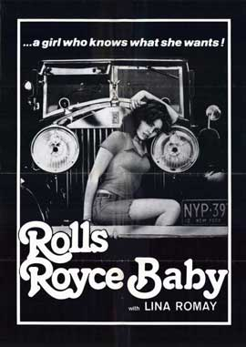 Rolls Royce Baby - 11 x 17 Movie Poster - Style A