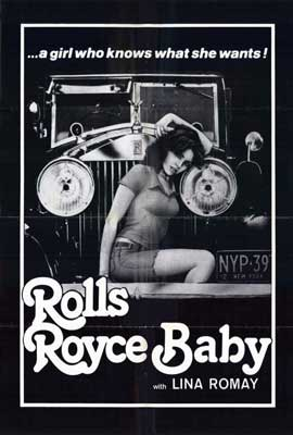 Rolls Royce Baby - 27 x 40 Movie Poster - Style A
