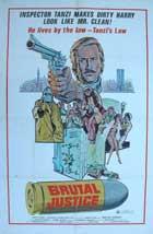 Roma a mano armata - 11 x 17 Movie Poster - Style A
