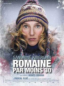 Romaine par Moins 30 - 27 x 40 Movie Poster - French Style A