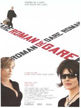 Roman De Gare - 11 x 17 Movie Poster - Style A