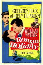 Roman Holiday - 11 x 17 Movie Poster - Style A