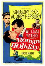 Roman Holiday - 27 x 40 Movie Poster - Style A
