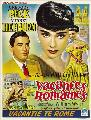 Roman Holiday - 11 x 17 Movie Poster - Belgian Style A