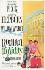 Roman Holiday - 11 x 17 Movie Poster - Style C