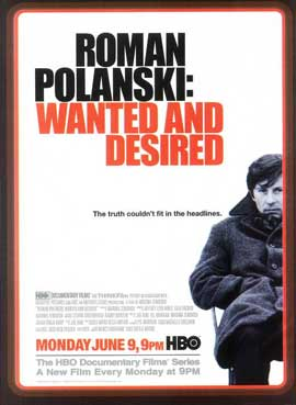 Roman Polanski: Wanted and Desired - 11 x 17 Movie Poster - Style A