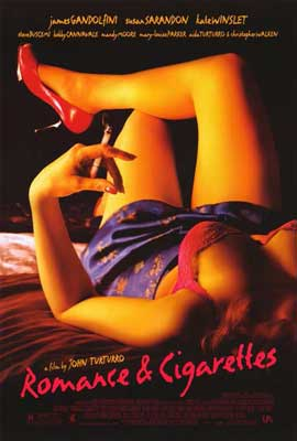 Romance and Cigarettes - 11 x 17 Movie Poster - Style A