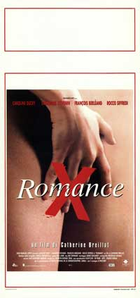 Romance - 13 x 28 Movie Poster - Italian Style A