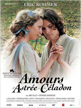 Romance of Astree and Celadon - 11 x 17 Movie Poster - French Style A