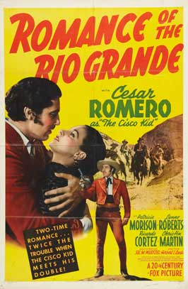 Romance of the Rio Grande - 11 x 17 Movie Poster - Style A