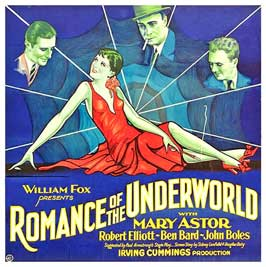 Romance of the Underworld - 11 x 17 Movie Poster - Style A