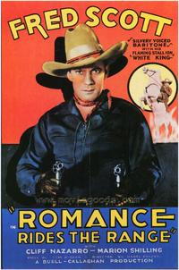 Romance Rides the Range - 27 x 40 Movie Poster - Style A