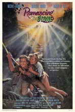 Romancing The Stone Movie Posters From Movie Poster Shop