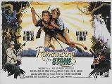 Romancing the Stone - 30 x 40 Movie Poster UK - Style A