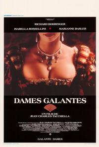 Romantic Ladies - 27 x 40 Movie Poster - Belgian Style A