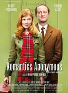 Romantics Anonymous - 11 x 17 Movie Poster - UK Style A