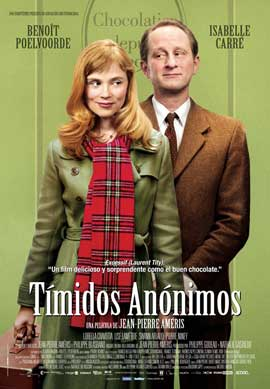 Romantics Anonymous - 11 x 17 Movie Poster - Spanish Style A
