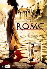 Rome - 11 x 17 TV Poster - Australian Style E