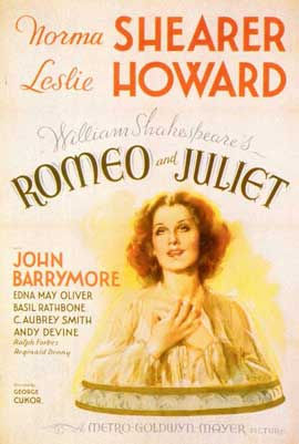 Romeo and Juliet - 11 x 17 Movie Poster - Style A