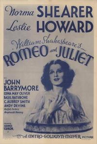 Romeo and Juliet - 27 x 40 Movie Poster - Style B
