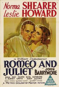 Romeo and Juliet - 27 x 40 Movie Poster - Australian Style A