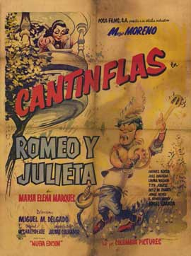 Romeo and Juliet - 11 x 17 Movie Poster - Spanish Style A