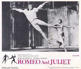 Romeo and Juliet - 11 x 14 Movie Poster - Style D