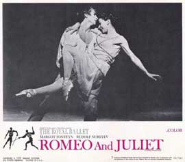 Romeo and Juliet - 11 x 14 Movie Poster - Style E
